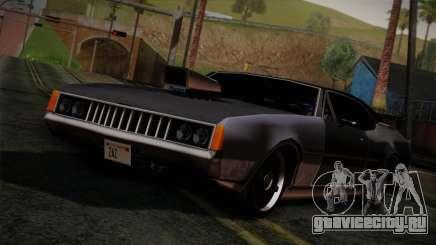 Clover Mejorado для GTA San Andreas