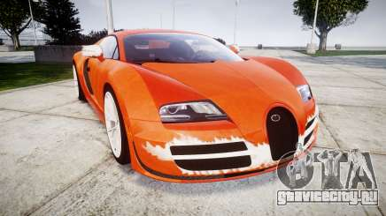 Bugatti Veyron 16.4 SS [EPM] Halloween Special для GTA 4