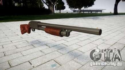 Помповое ружье Ithaca M37 для GTA 4