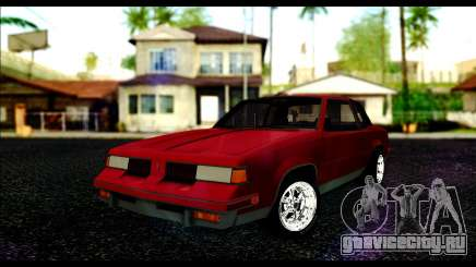 Oldsmobile Cutlass 1987 Beta для GTA San Andreas