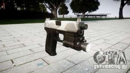 Пистолет HK USP 45 yukon для GTA 4