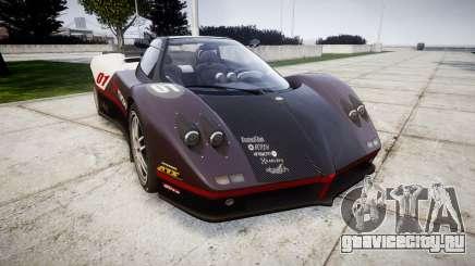 Pagani Zonda C12 S 7.3 2002 PJ3 для GTA 4