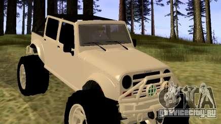 GTA 5 Mesa MerryWeather version для GTA San Andreas