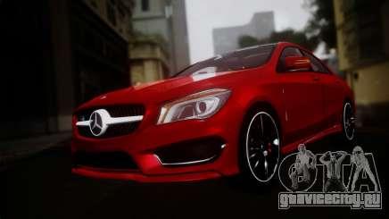 Mercedes-Benz CLA 250 2014 для GTA San Andreas