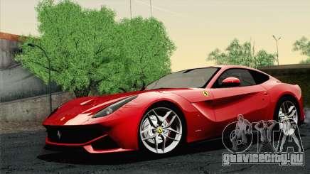Ferrari F12 Berlinetta 2013 для GTA San Andreas