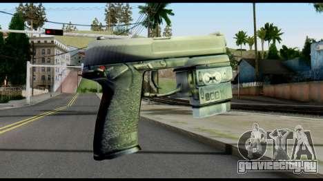 Socom from Metal Gear Solid для GTA San Andreas второй скриншот