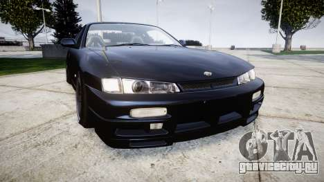 Nissan Silvia S14 Kouki Hellaflush для GTA 4