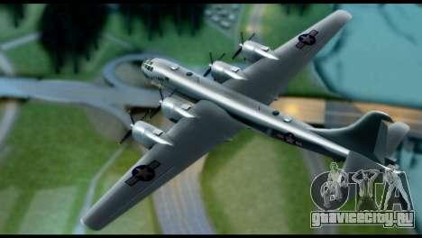 B-29 Superfortress для GTA San Andreas