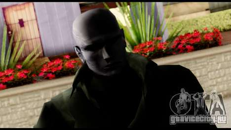 Resident Evil Skin 12 для GTA San Andreas третий скриншот