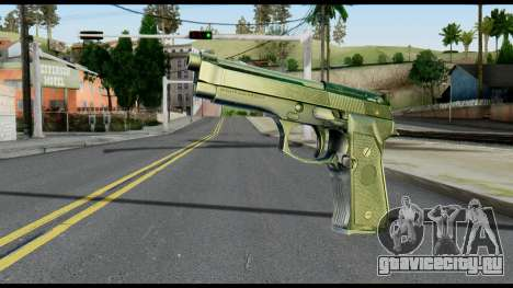 Beretta from Max Payne для GTA San Andreas