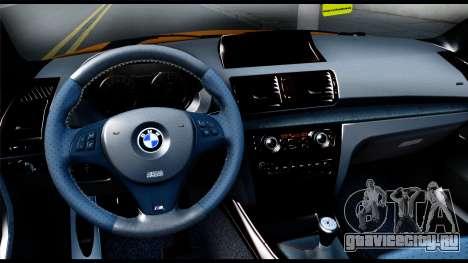 BMW M1 для GTA San Andreas вид сзади