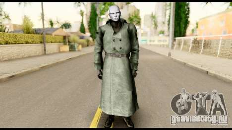 Resident Evil Skin 12 для GTA San Andreas