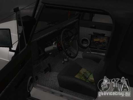 Jeep Wrangler 1986 Трофи для GTA San Andreas