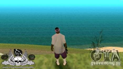 C-HUD Гетто Тащёра для GTA San Andreas третий скриншот