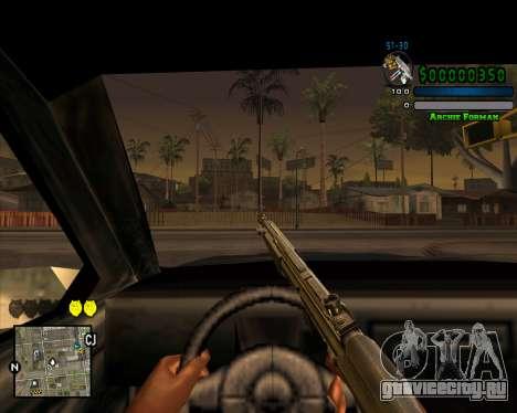 C-HUD Excellent для GTA San Andreas
