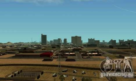 ENBSeries v6 By phpa для GTA San Andreas одинадцатый скриншот