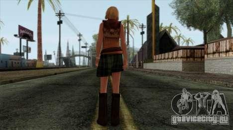 Resident Evil Skin 1 для GTA San Andreas второй скриншот