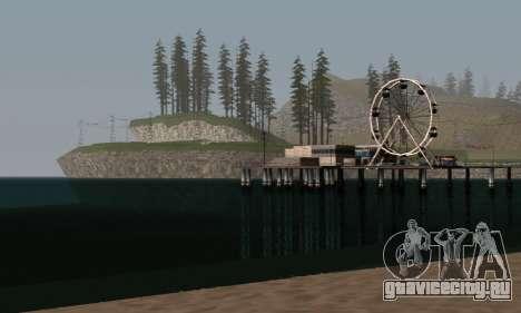 ENBSeries v6 By phpa для GTA San Andreas седьмой скриншот