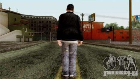 GTA 4 Skin 46 для GTA San Andreas второй скриншот