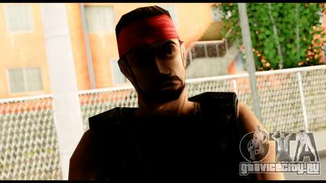 Counter Strike Skin 1 для GTA San Andreas третий скриншот