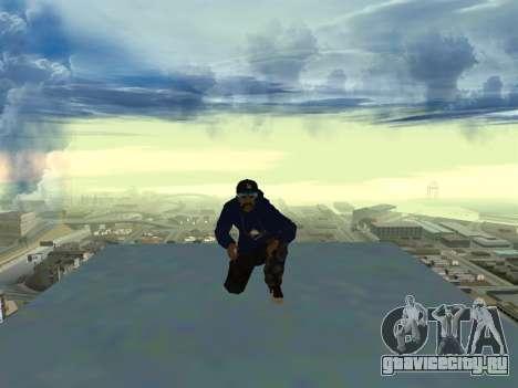 SFR1 New Skin для GTA San Andreas третий скриншот