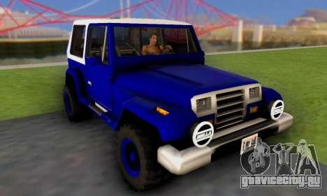 Messa Off-Road Styling pack v1 для GTA San Andreas