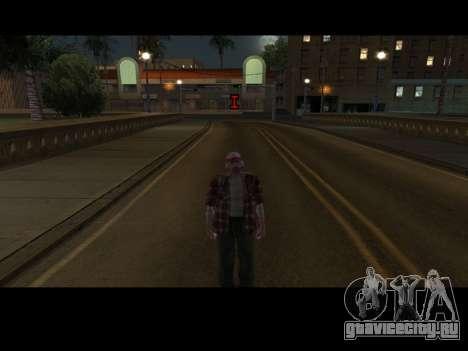 Skin Changer для GTA San Andreas второй скриншот