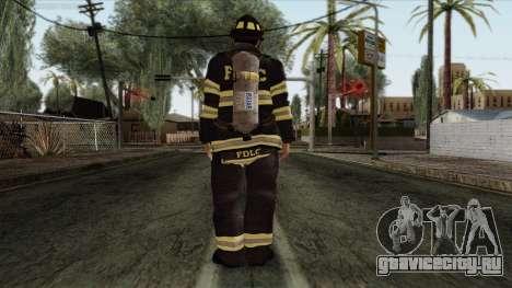 GTA 4 Skin 45 для GTA San Andreas второй скриншот