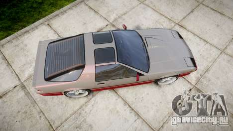 Imponte Ruiner GT для GTA 4 вид справа