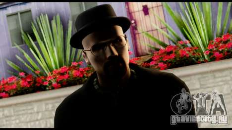 Heisenberg from Breaking Bad v2 для GTA San Andreas третий скриншот