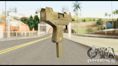 New Micro SMG для GTA San Andreas