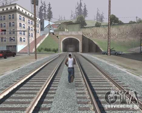 Colormod High Color для GTA San Andreas четвёртый скриншот