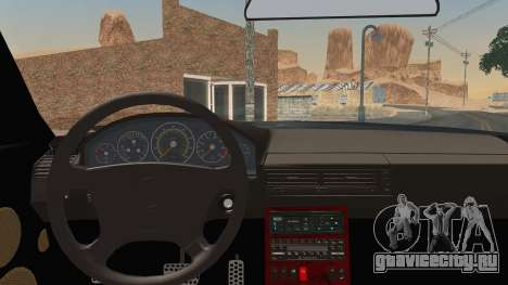 Mercedes-Benz 500SL R129 1992 для GTA San Andreas вид справа