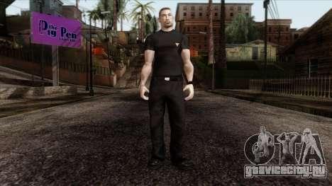 GTA 4 Skin 88 для GTA San Andreas