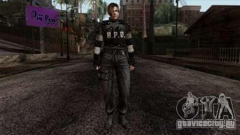 Resident Evil Skin 7 для GTA San Andreas