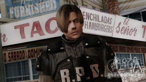 Resident Evil Skin 7 для GTA San Andreas третий скриншот