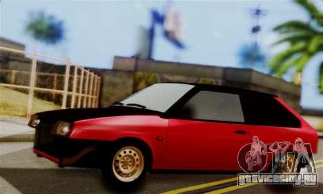 ВАЗ 2108 Бродяга для GTA San Andreas вид слева