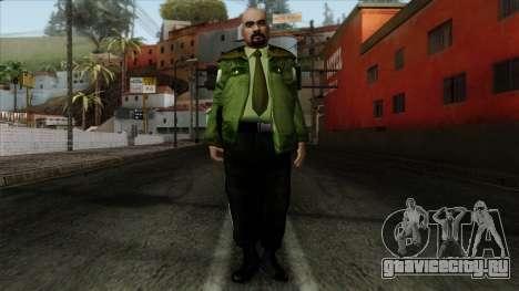 GTA 4 Skin 85 для GTA San Andreas