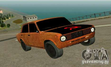 ВАЗ 2101 Ratlook v2 для GTA San Andreas