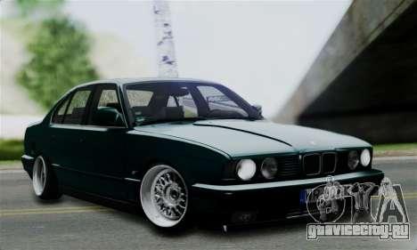 BMW 525 E34 Rims для GTA San Andreas