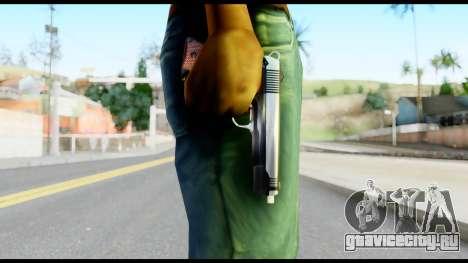 Colt 1911A1 from Metal Gear Solid для GTA San Andreas третий скриншот
