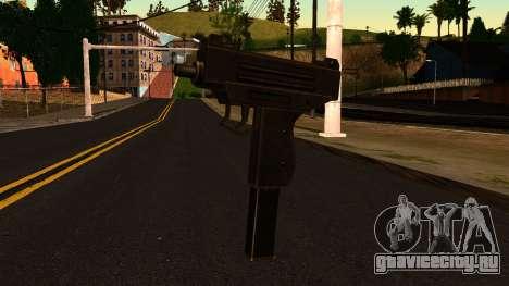 Micro SMG from GTA 4 для GTA San Andreas