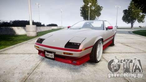 Imponte Ruiner GT для GTA 4
