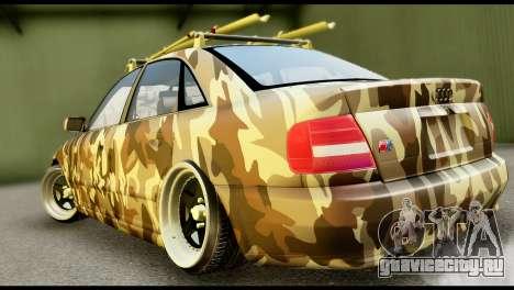 Audi S4 для GTA San Andreas