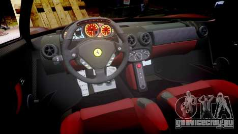 Ferrari Enzo 2002 [EPM] для GTA 4 вид сбоку
