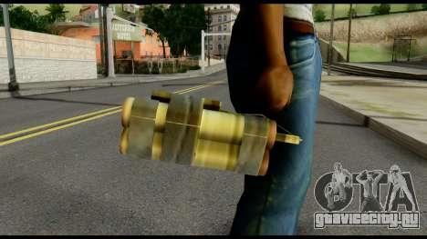 TNT from Metal Gear Solid для GTA San Andreas
