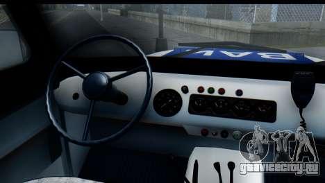 УАЗ 469 ВАИ для GTA San Andreas вид справа