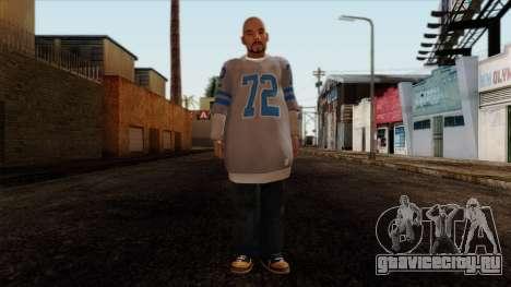 GTA 4 Skin 75 для GTA San Andreas