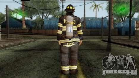 GTA 4 Skin 38 для GTA San Andreas второй скриншот