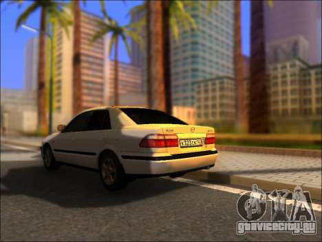Mazda 626 для GTA San Andreas вид слева
